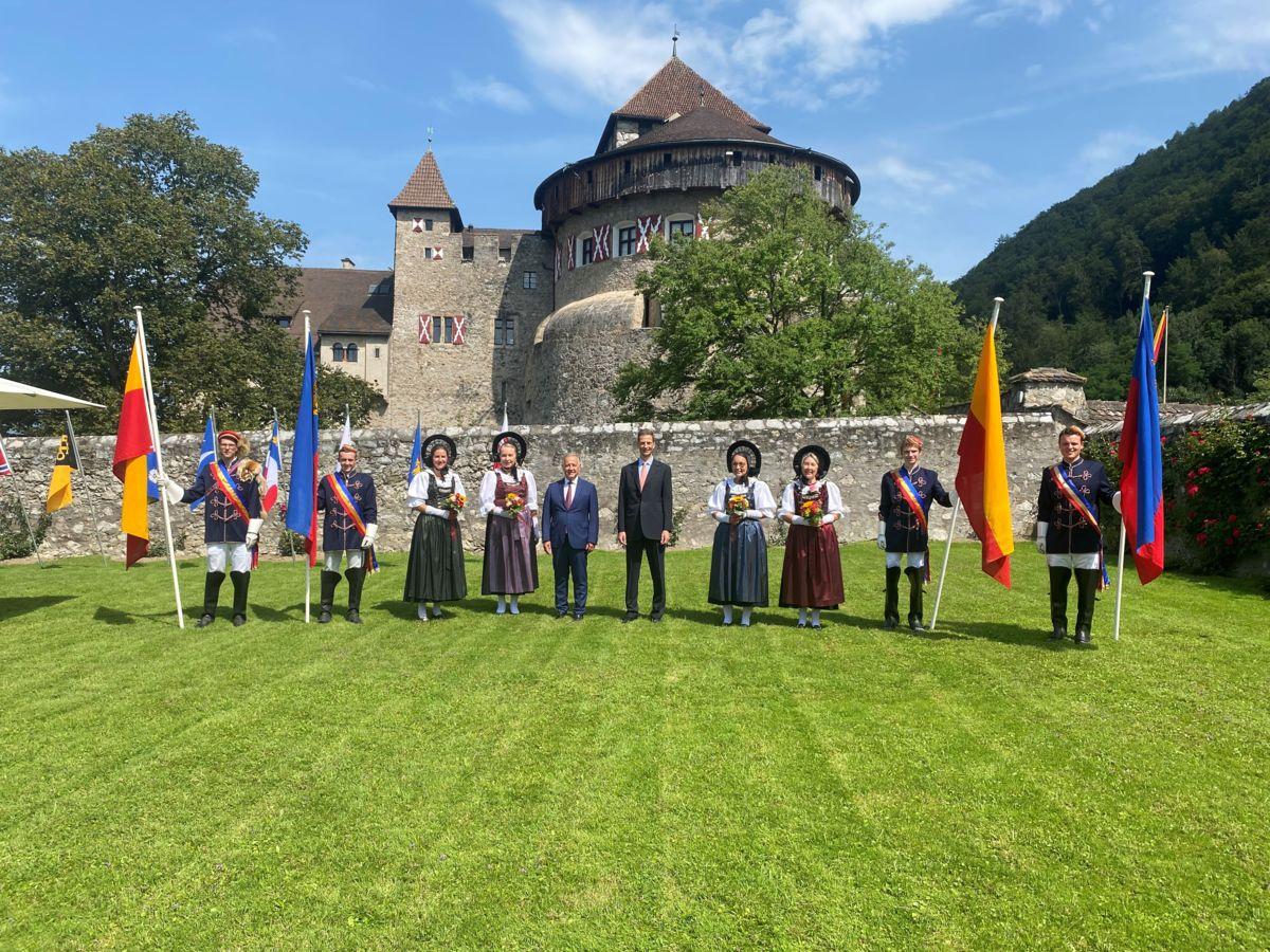 Liechtensteiner Staatsfeiertag 2021