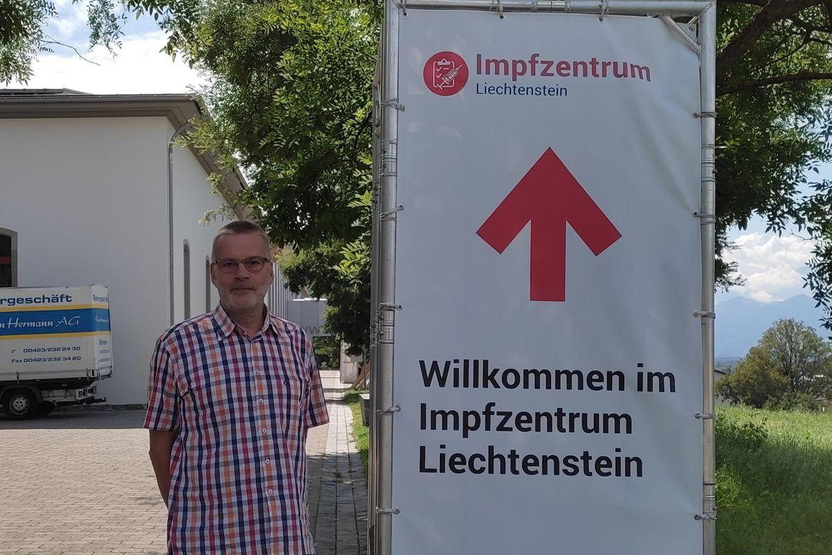 55.7% der Liechtensteiner Bevölkerung durchgeimpft