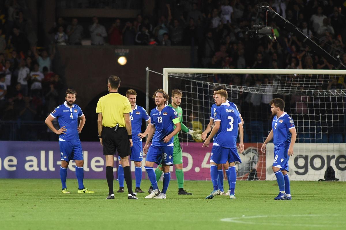 Liechtenstein holt sensationellen Punkt