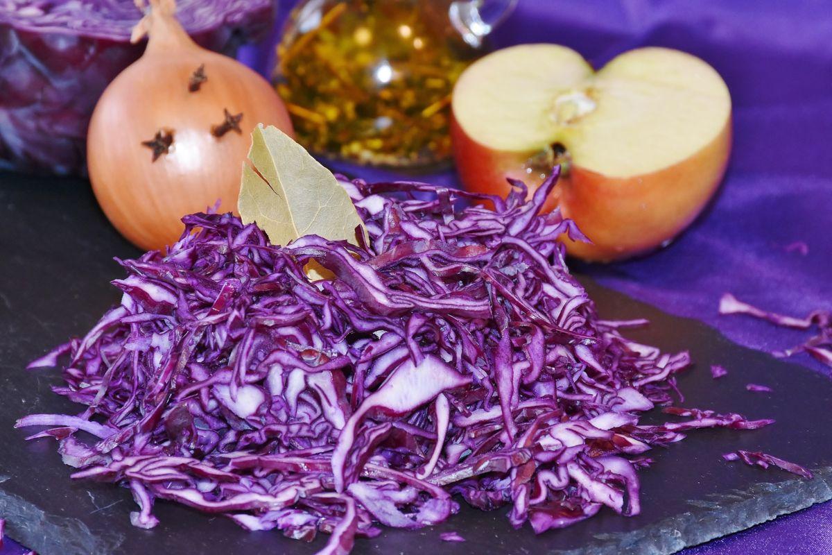 Koch Quicktipp: Rotkohl geschmort