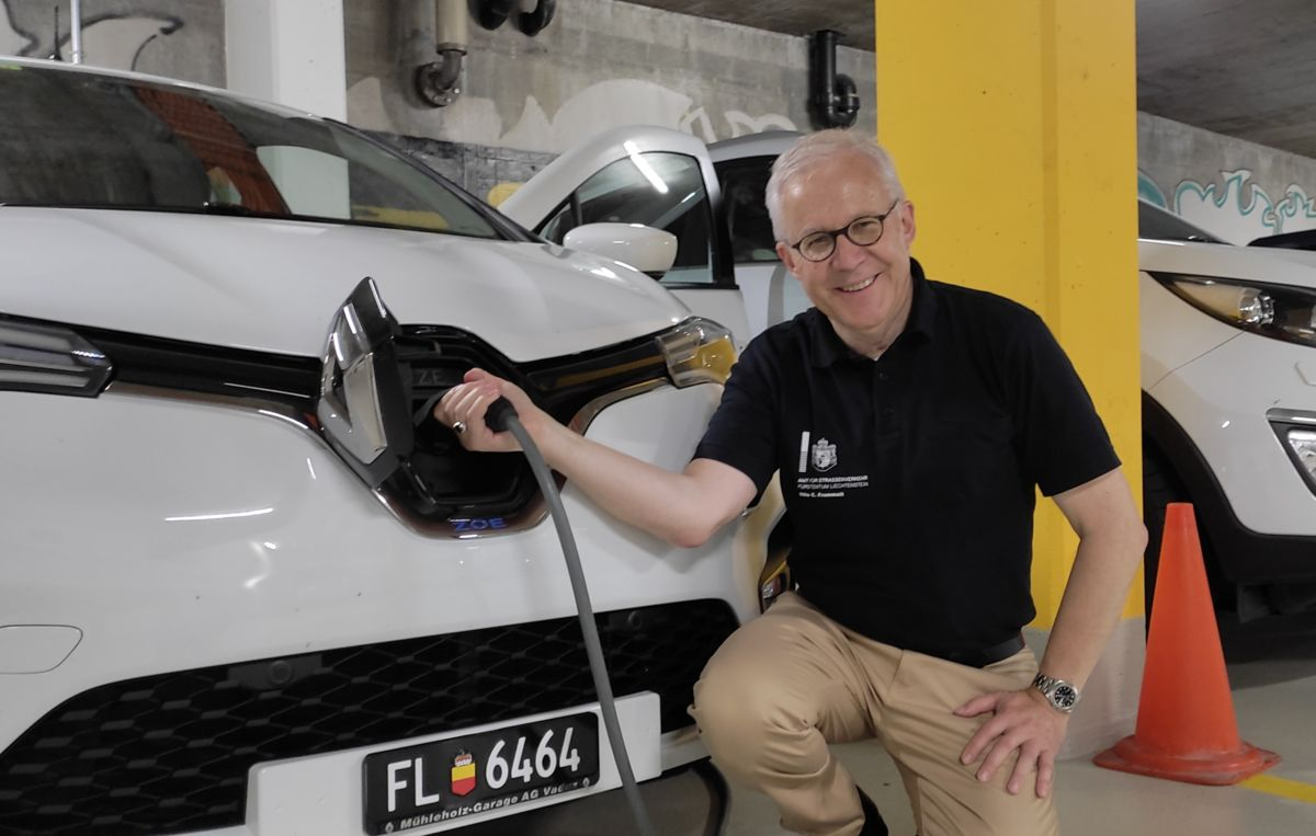 Elektroautos nehmen bei Zulassungen rasant zu