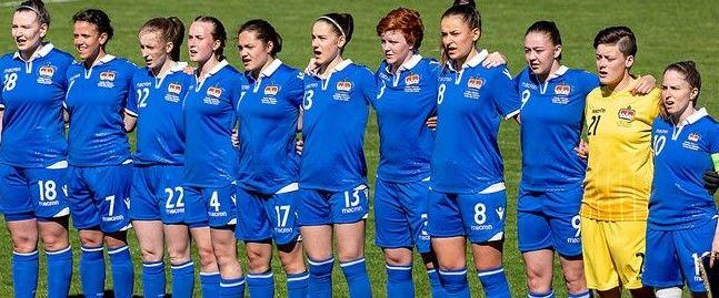 Dritter Sieg für Liechtensteins Fussballerinnen?