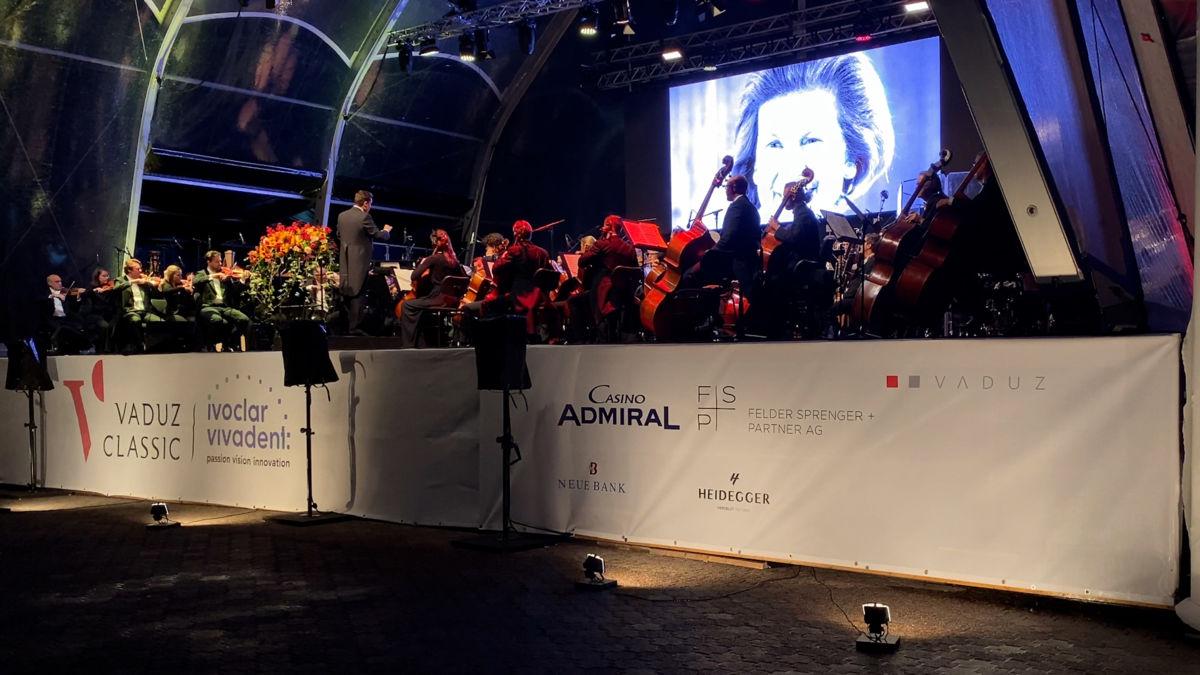 Festival zu Ehren I.D. Fürstin Marie