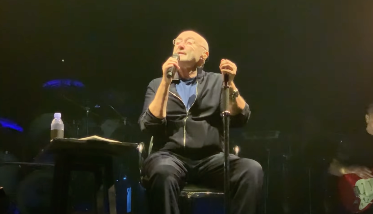 The Last Domino Tour Genesis