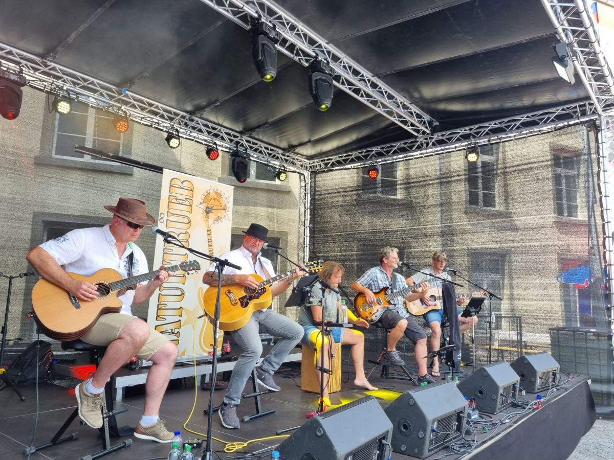 Staatsfeiertag 2021: Naturtrüeb light in Triesen