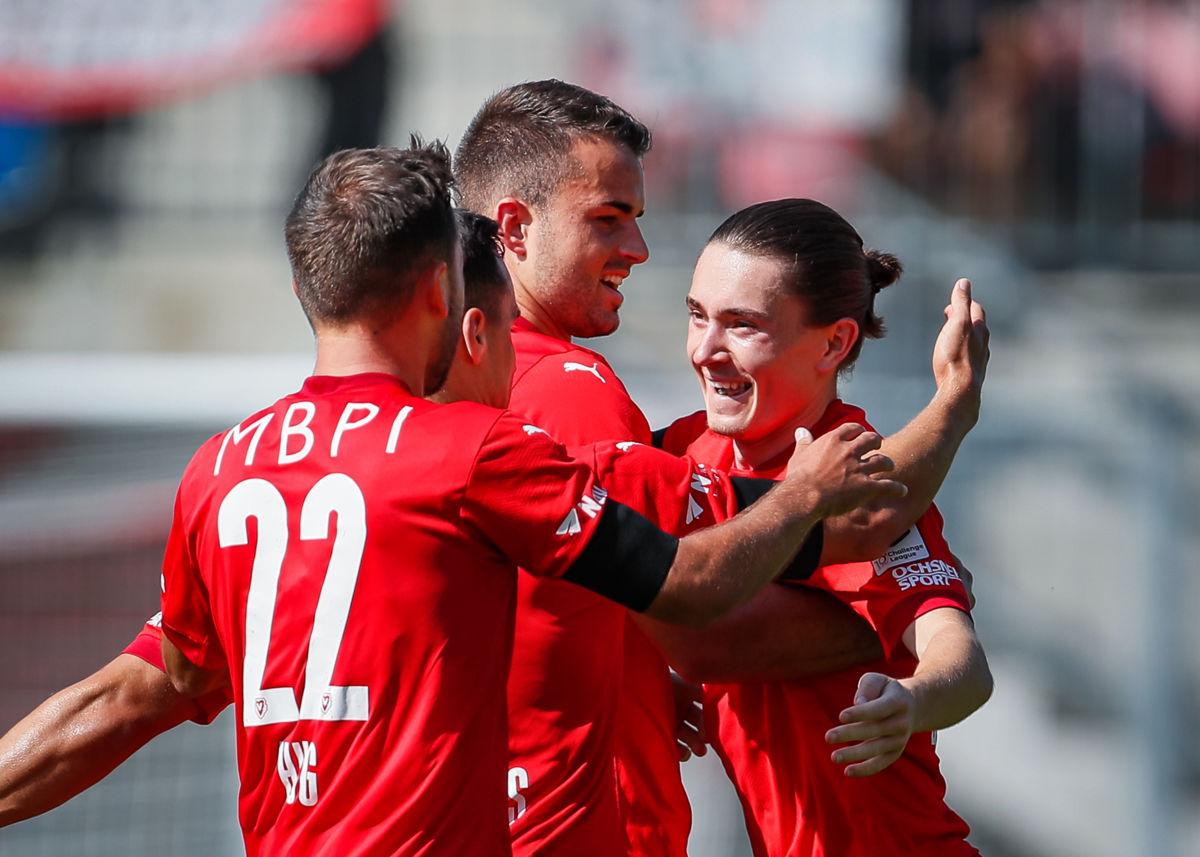 Der FC Vaduz kommt immer besser in Fahrt