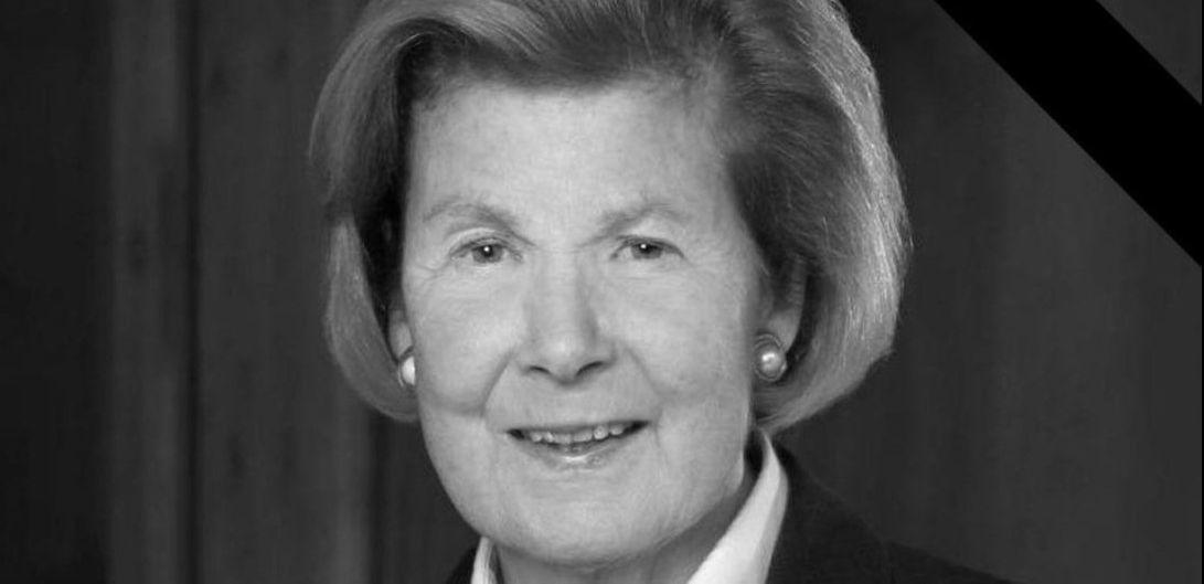 Die Liechtensteinische Landesfürstin Marie ist am Samstag verstorben
