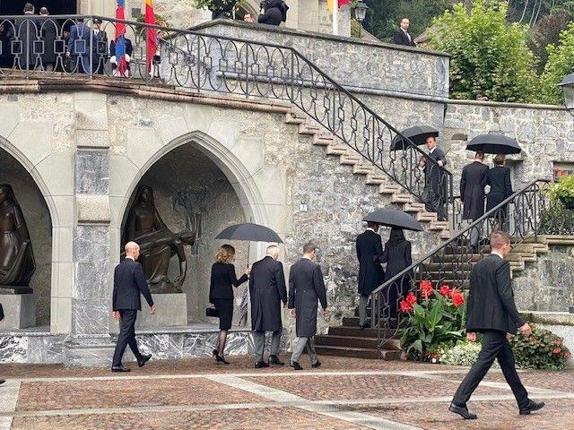 Verstorbene Fürstin Marie am Samstag in Vaduz beigesetzt