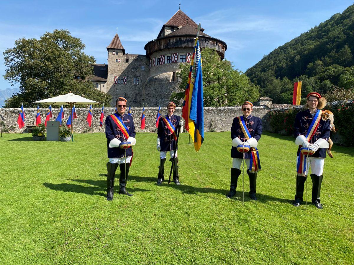 Rheinmark Liechtenstein lange Traddition am Staatsfeiertag