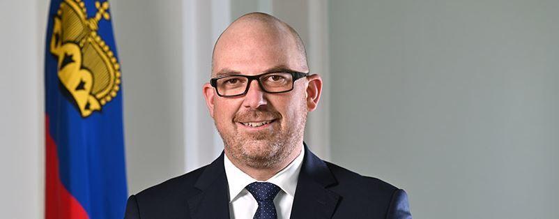 Der Regierungsschef Daniel Risch ist tief betroffen